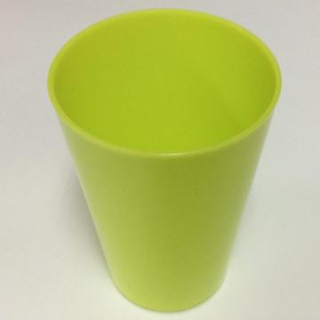 Plastic simple household tall cup