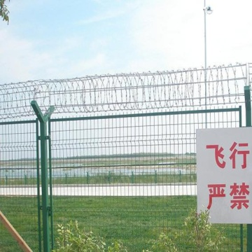 High Security  Fence For Air port