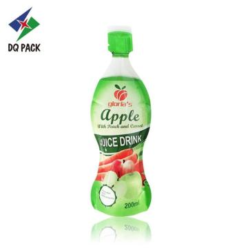 Bottle Shaped Injection Pouch For Packing
