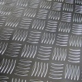 Embossed 3003 tread plate 5754 aluminum sheet
