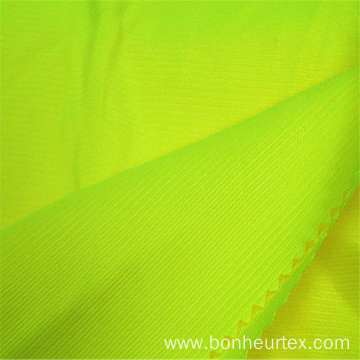 High visibility Polyester Strethc EN20471 Fabric