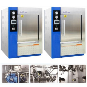 Cabinet type pulse vacuum sterilizer autoclave machine