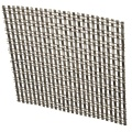 Stainless steel expanded wire fabric metal mesh