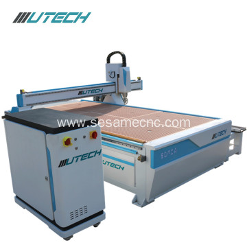 ATC CNC Wood Router With 9.0KW Spindle