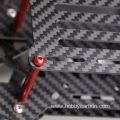 5.0x250x400mm custom cutting machine carbon fiber sheet