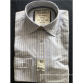 High quality stripe shirt for men in spring