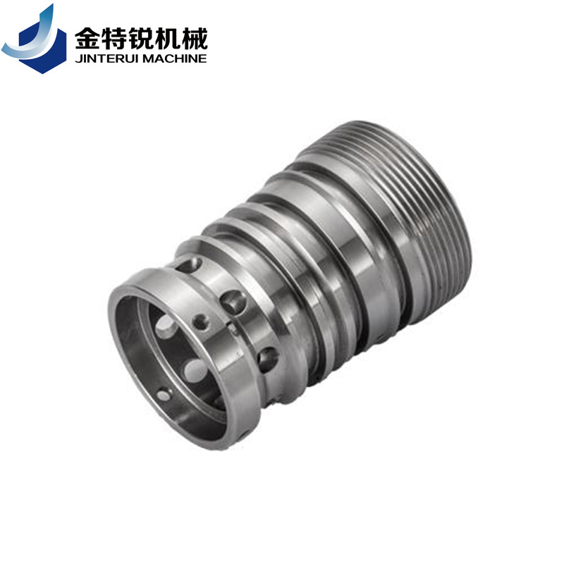 Precision machining spare parts exporter