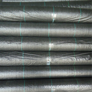 75GSM 0.6m×200m PP Woven Weed Mat