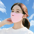 Ice Silk Sun proof Face Mask