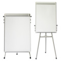 Light Magnetic White Filp Chart Easel for School