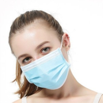 Nonwoven Face 3ply Disposable surgical mask