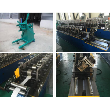 Roll Forming Machine to make Guides