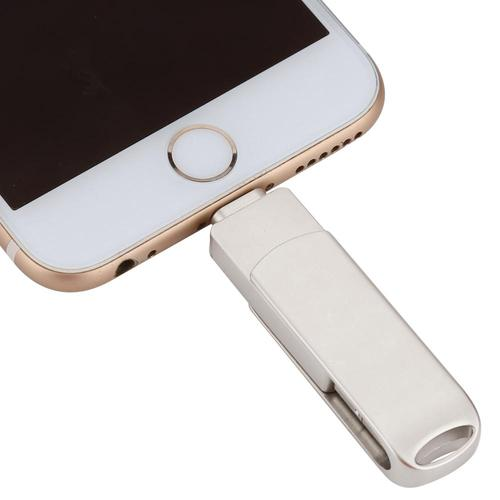 3 IN 1 USB Flash Drive Micro Iphone