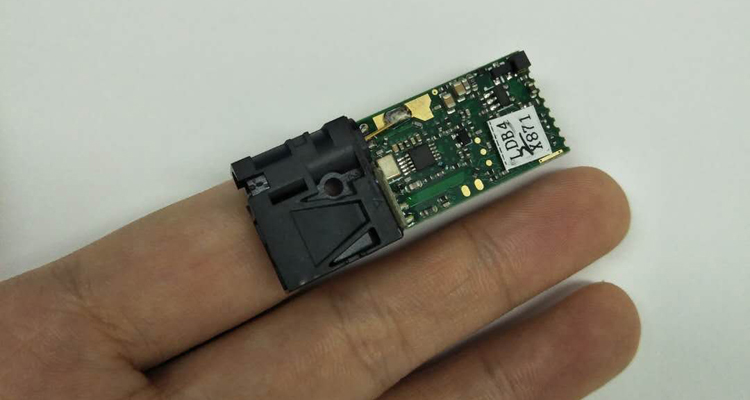 Small Bluetooth Non Contact Laser Distance Sensor