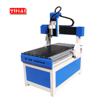 small mini cnc router 6090 4 axis