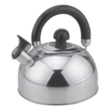 2.5L Stainless Steel Teakettle mirror polished