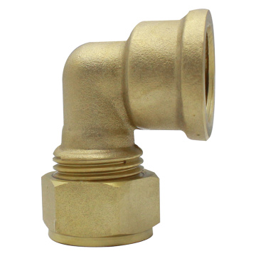 Compression Female Elbow Fittings