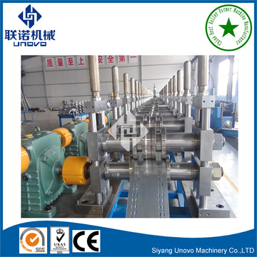 roll cabinet 9 fold steel profile sheet metal forming machine