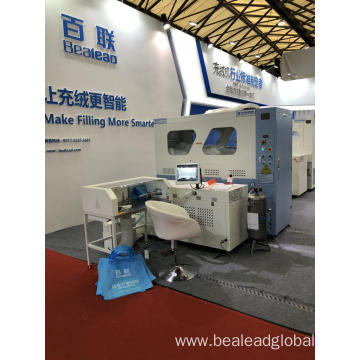 One Head Down Jacket Stuffing Machinery