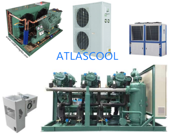 Bitzer refrigeration compressor condensing unit