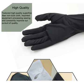 Microfiber Jewellery Cleaning Gloves ultima tecnologia