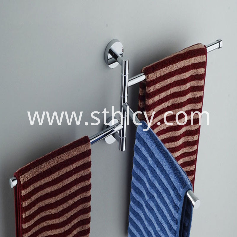 Rotating Towel Rack
