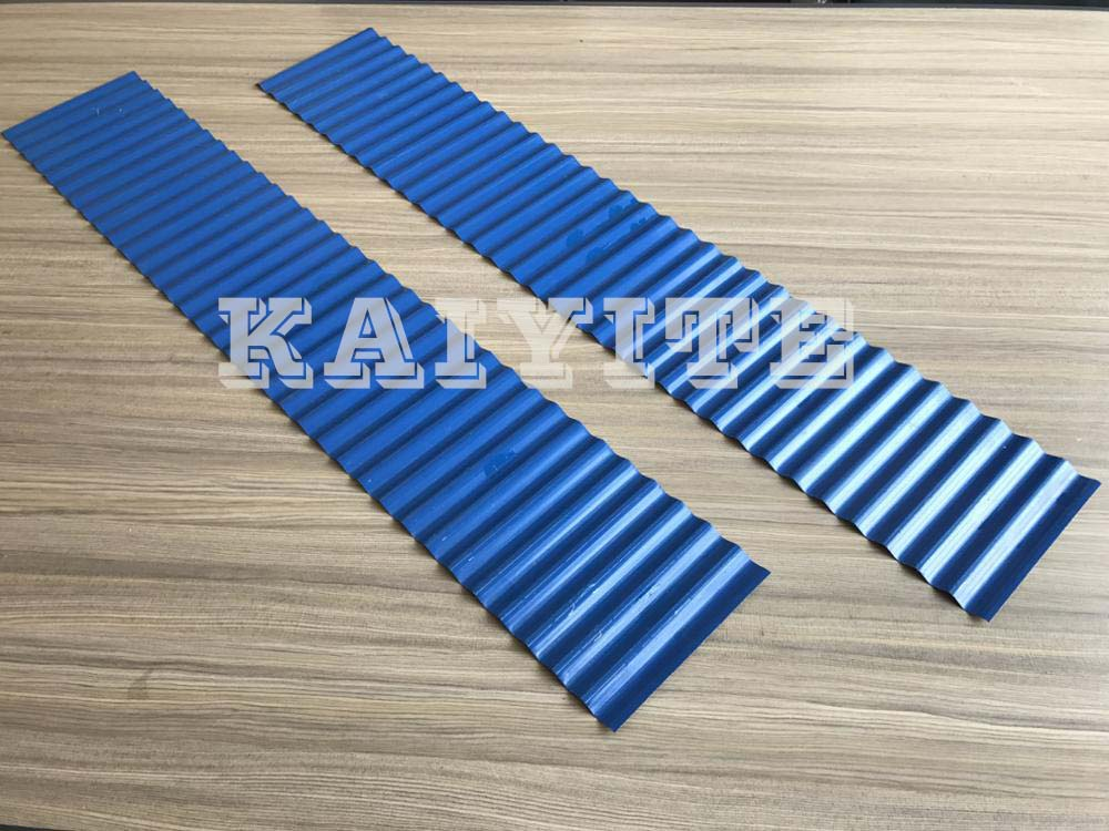 Corrugated Sheet Panel
