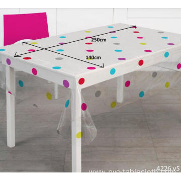Pvc Printed  Below Dekorama  table covers