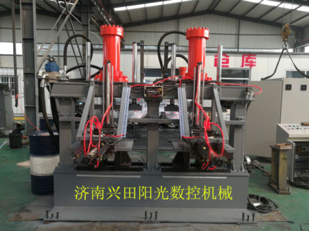 Top Quality CNC Angle Steel Tower Processing Equipment