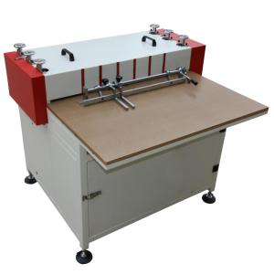PKE-800 manual feeding book case hardcover making machine