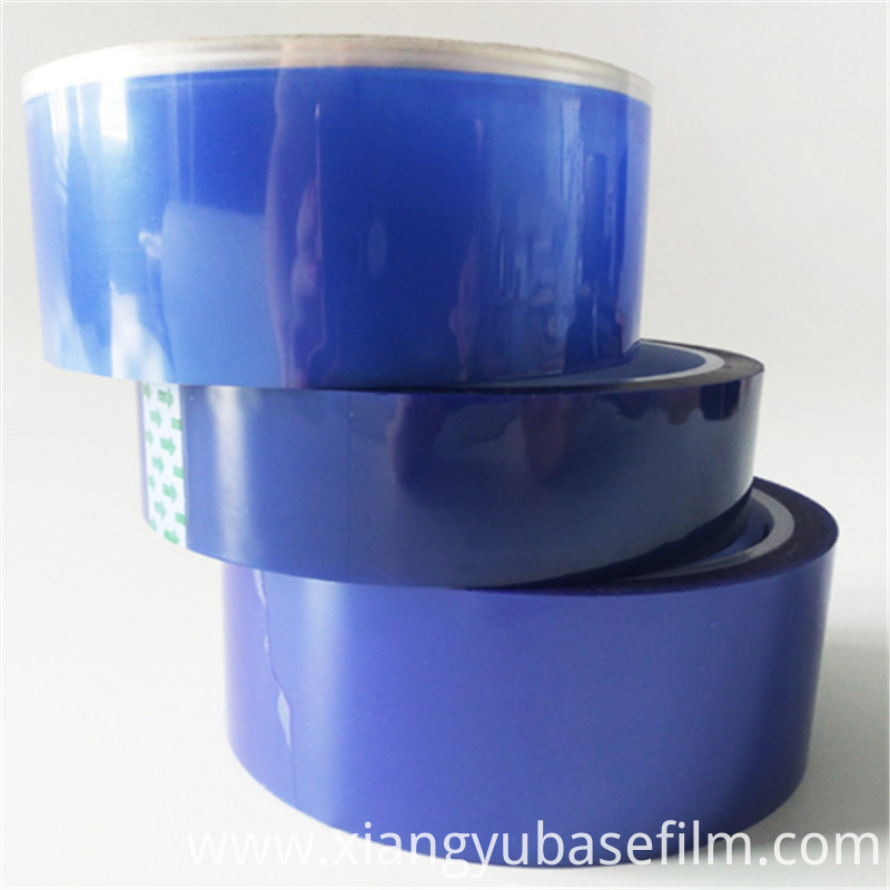 Adhesive Coating Tape Electronic Insulation Pet Base Film 3