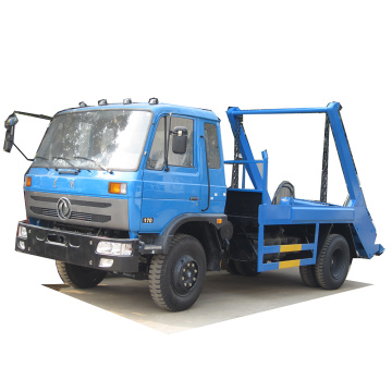 Dongfeng 8 metros cúbicos Skip Loader Vehicle