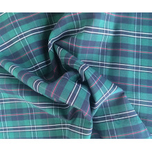 Cotton Polyester Yarn Dyed Fabric