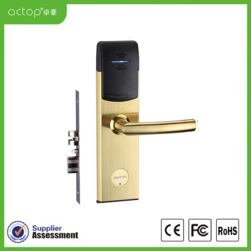 Smart Security Card Door Lock System for Hotel