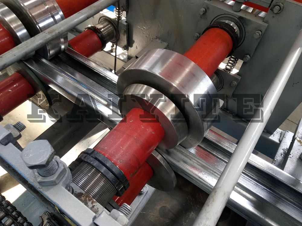 door frame roll forming machinery