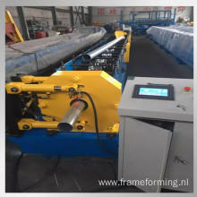 water falling tube roll forming machine
