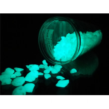 Realglow Photoluminescent Gravel Blue-green 8mm