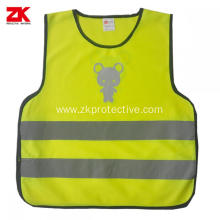 cheap safety children v-tape reflective vest