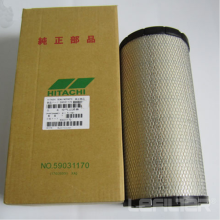 Hitachi air filter for compressors parts 59031170