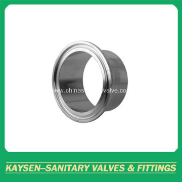 Sanitary I-line ferrule fittings