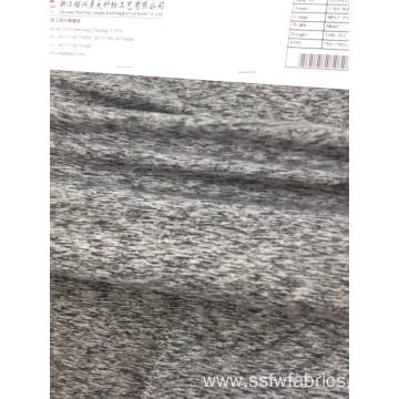 Spandex Stretch Polyester Cationic Jersey Knit Fabric Shirt
