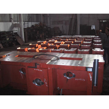casting beam machining parts