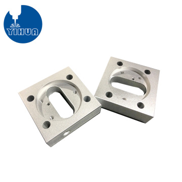 CNC Machined Aliminum Milling Parts