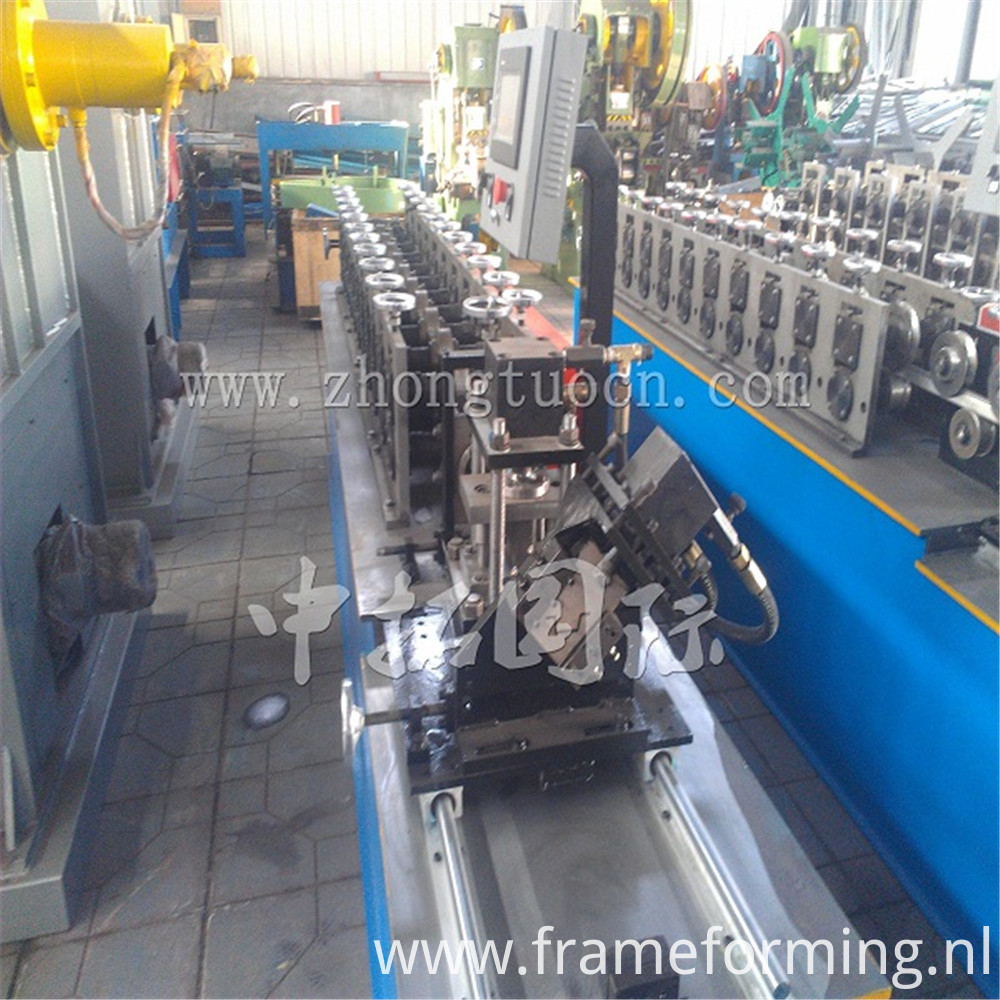 Roof Furring Channel Forming Machine