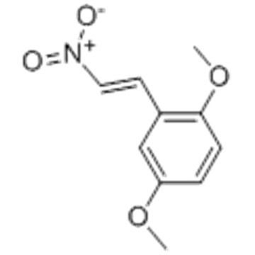2,5-DIMETHOXY-BETA-NITROSTYRENE CAS 40276-11-7