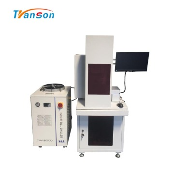 Coherent RF Metal Tube CO2 Laser Marking Machine