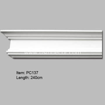 Popular Pu Crown Cornice