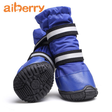 Aiberry Outdoor Waterproof Lightweight Anti-slip Dog Shoes