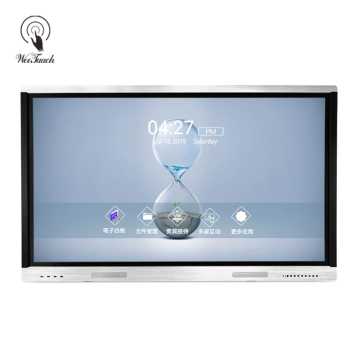 Interactive whiteboard for business