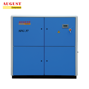 AUGUST Industrial Screw Air Compressors